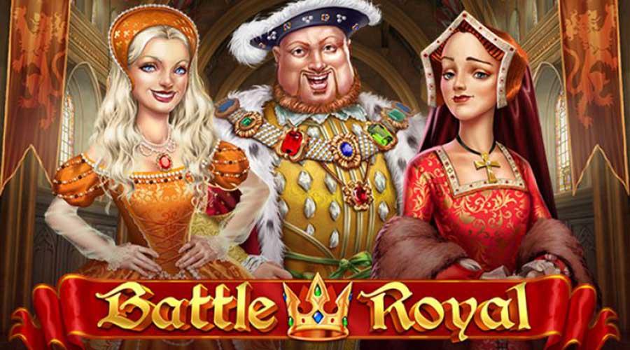 Обзор игрового автомата Battle Royal